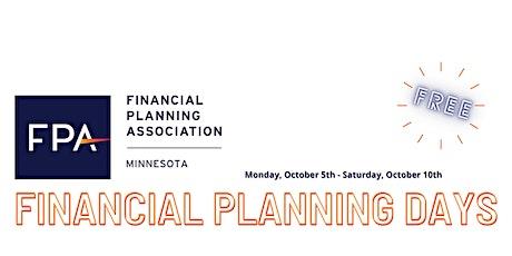 Financial Planning Days 2020 tickets