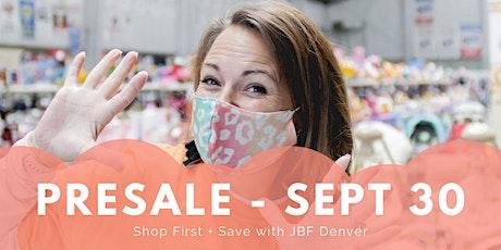 Presale Just Between Friends of Denver Fall/Winter  Sale tickets