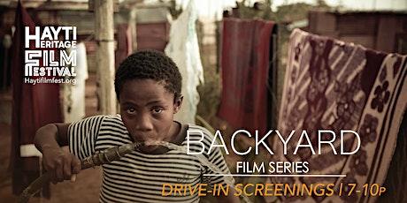 Backyard Film Series Drive-in! tickets