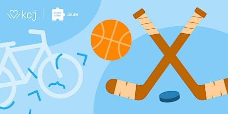 CodeTonTerrain   Camp virtuel de 4 semaine - jeux de sport et codage billets