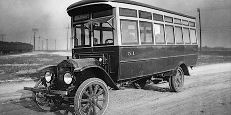 100 ans d'autobus ! tickets