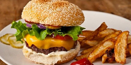 UBS - Virtual Cooking Class: Cheeseburger and Homemade Fries tickets