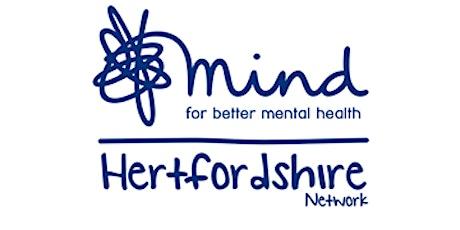 *WEBINAR* 5 Ways to Wellbeing (Hertfordshire Professionals) tickets