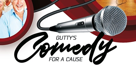 Gutty's Presents: Comedy For A Cause tickets