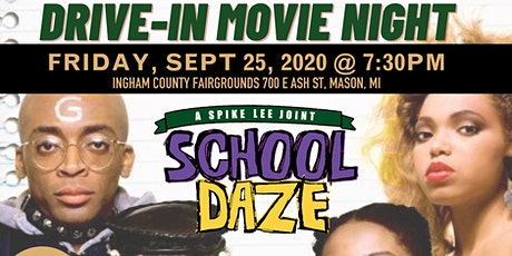 SCHOOL DAZE  - Drive-In Movie tickets