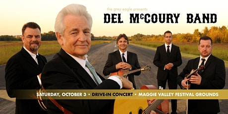 Del McCoury Band: Drive-In Concert at Maggie Valley Festival Grounds tickets
