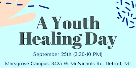 Youth Day of Healing tickets