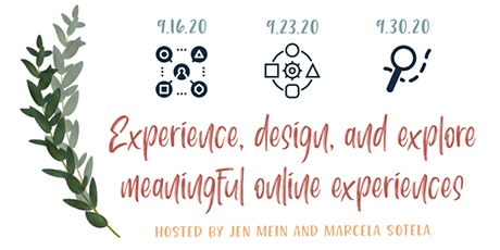 Dive in and EXPLORE Tools for Online Collective Sense-Making tickets