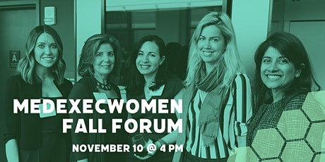 MedExecWomen - Fall Forum tickets