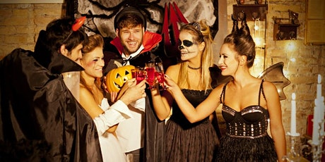 Sweetbelle Farms Halloween Ball tickets