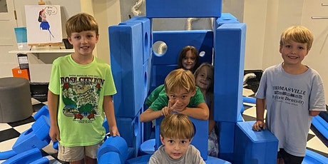 Kids PLAYce at The Center | Family Visit tickets