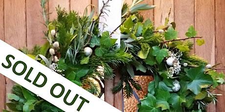 Gardening Lady Christmas Wreath Making Workshop 1 tickets