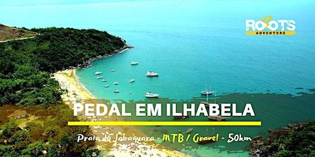 Pedal em ILHABELA (Praia do Jabaquara) - 11/out (dom) ingressos