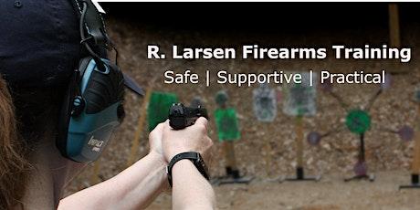 Firearms Familiarization Safety Class - Liberal Gun Club tickets