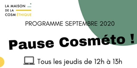 PAUSE COSMETO billets