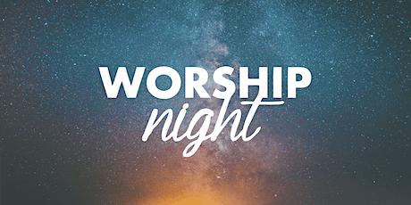 Worship Night tickets