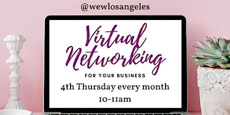Virtual Networking Event! tickets