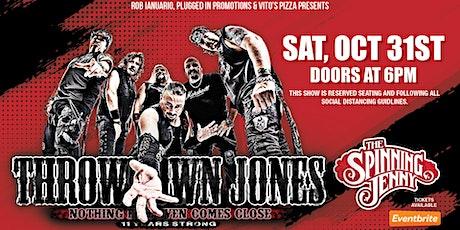 Throwdown Halloween - Throwdown Jones tickets