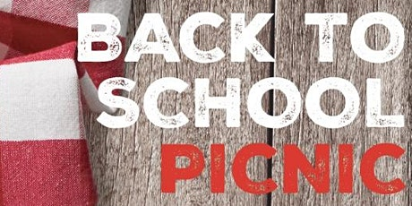 Back to School Picnic tickets