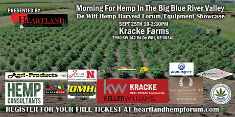 Morning for Hemp in the Big Blue River Valley tickets