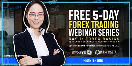 Free Five-Day Forex Trading Webinar Series - Day 1 Forex Basics tickets