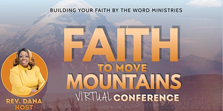 FAITH TO MOVE MOUNTAINS tickets