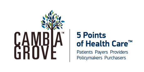 Save the Date! 5 Points of Health Care ™  Conference tickets