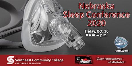 Sleep Conference 2020: Sponsorship tickets