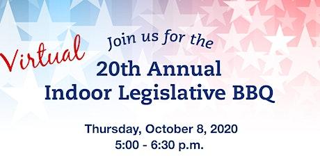 2020 (Virtual) Legislative BBQ tickets