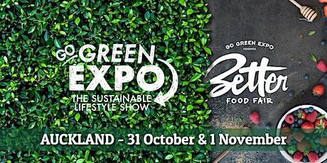 Auckland Go Green Expo & Better Food Fair 2020