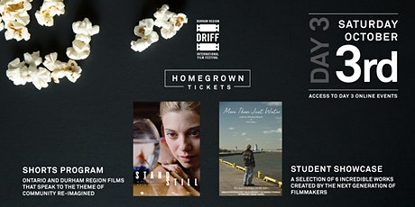 DRIFF DAY 3 - Homegrown Virtual Screenings tickets