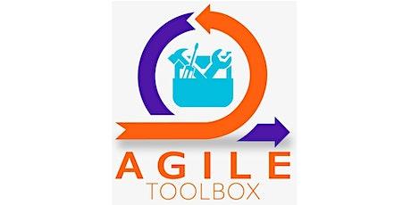 Agile Toolbox - Business Agility não é agilidade para negócios ingressos