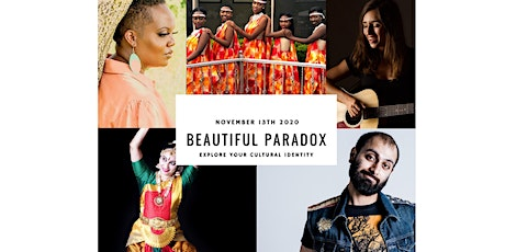 Spirit & Place Festival Event: Beautiful Paradox - A Virtual Variety Show tickets