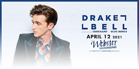 DRAKE BELL tickets