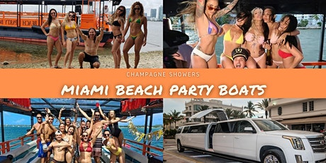Miami Beach Boat Parties tickets