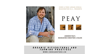 Peay Vineyards: Andy Peay, Managing Director and Sales tickets