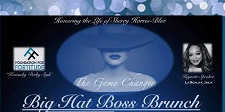 A Charity Event: Big Hat Boss Brunch tickets