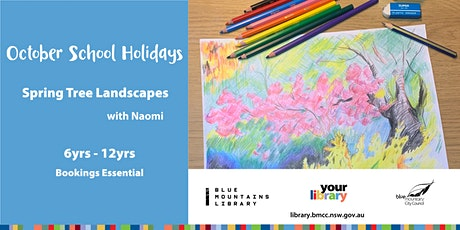 Spring Tree Landscapes with Naomi tickets