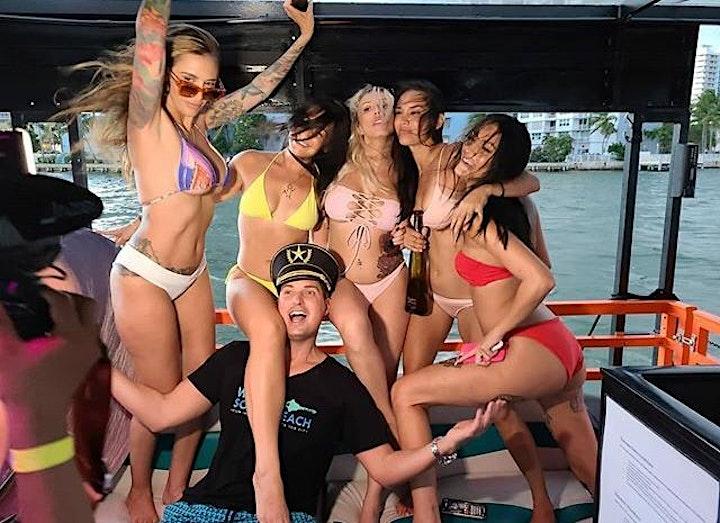 Boat Parties Miami Beach image