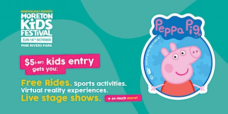 2020 Moreton Kids Festival tickets