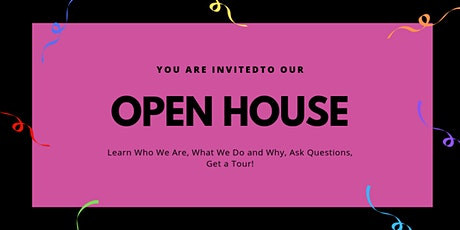 ASPECC OPEN HOUSE tickets