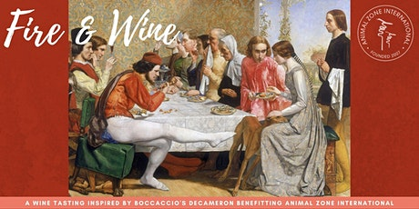 Fire and Wine: A Tasting of Three Necessary Wines tickets