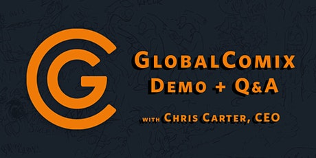 GlobalComix: Update, Demo, and Q&A -- September 2020 tickets