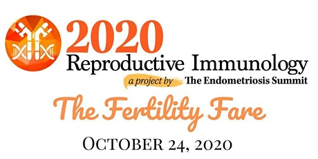 The Endometriosis Summit: Fertility Fare- a place to nosh and be nourished tickets