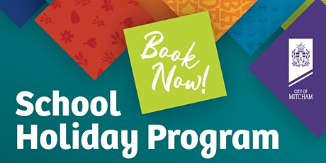 Geocaching - School Holiday Program - October 6 - CC Hood Reserve tickets