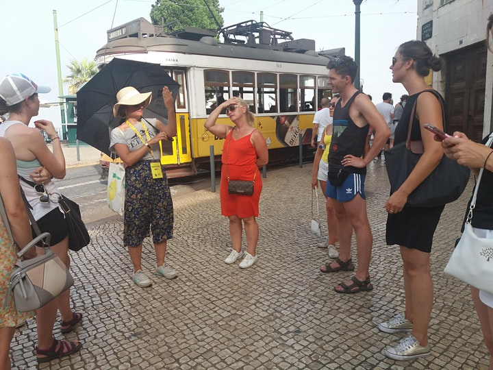 (Afternoon) Free Tour of Lisbon - Essential History and Fun Facts + Free Tastings image