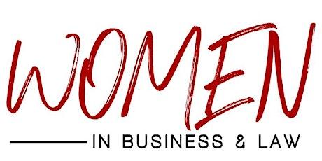 Women in Business & Law tickets