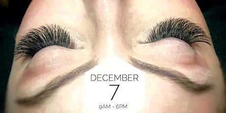 Volume Eyelash Extension Training & Certification by Pearl Lash Orlando tickets