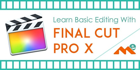 Virtual Basic Editing: Final Cut Pro tickets