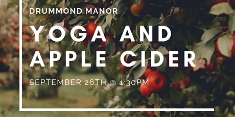 Yoga and Apple Cider tickets